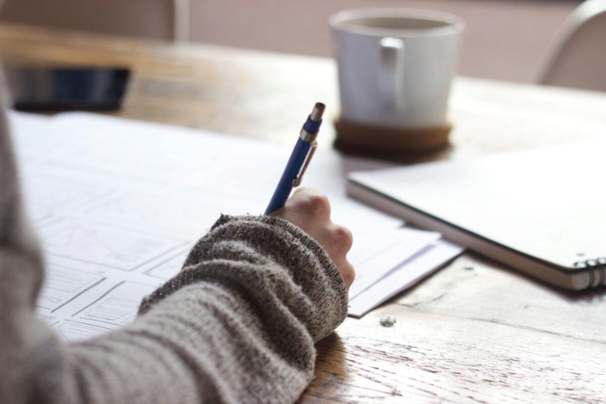 Journaling healthy